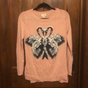 EUC Madison Jules Swan Sweater